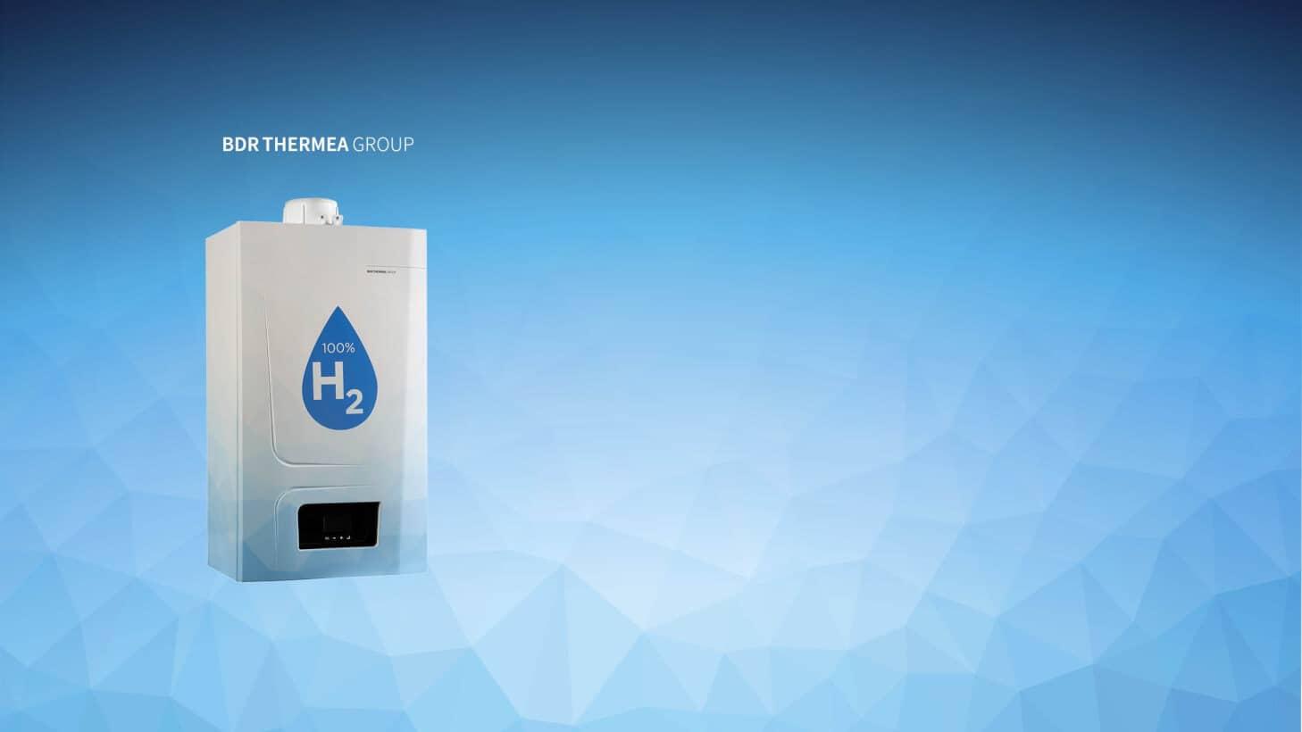 H2 boiler background