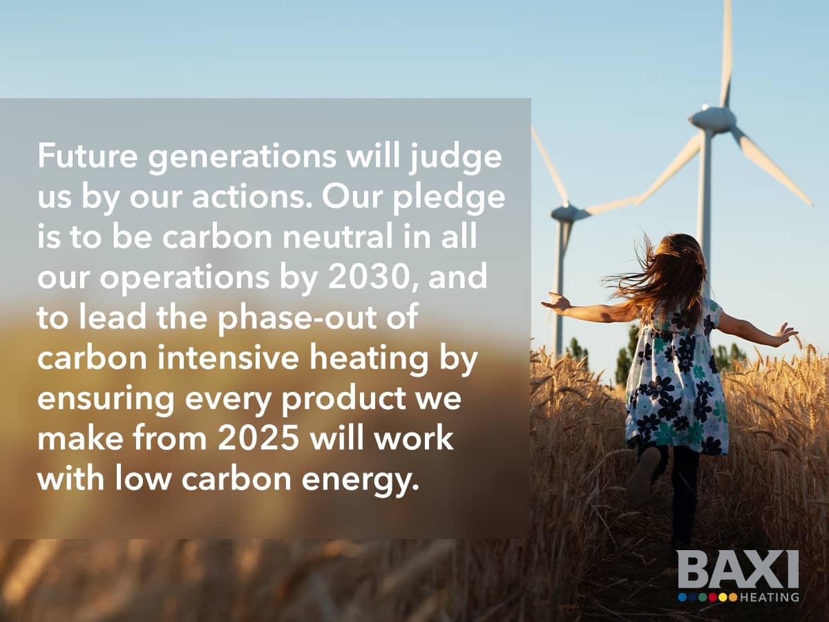 Sustainability Pledge LI