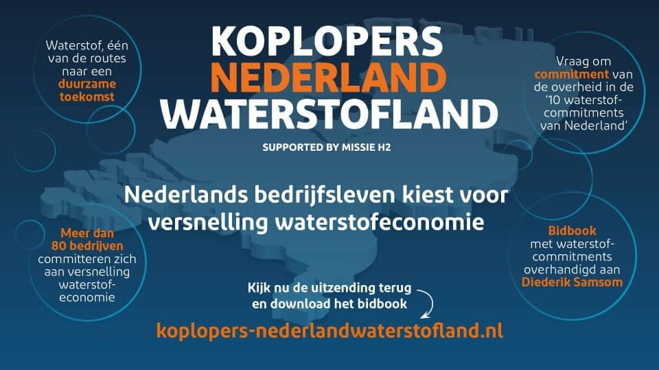 waterstofland